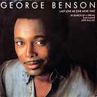 GEORGE BENSON : LADY LOVE ME (ONE MORE TIME)  / LOVE BALLAD