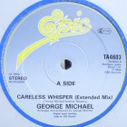 GEORGE MICHAEL : CARELESS WHISPER
