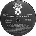 GHOST TOWN DJ'S : MY BOO