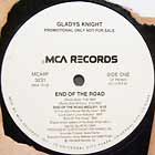 GLADYS KNIGHT : END OF THE ROAD