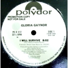 GLORIA GAYNOR : I WILL SURVIVE