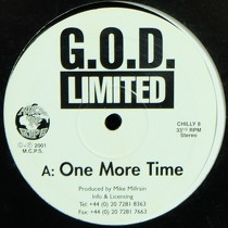 G.O.D. LIMITED : ONE MORE TIME  / DANGERMOUSE