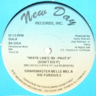 GRANDMASTER MELLE MEL  & THE FURIOUS 5 : WHITE LINE 89  - PART II (DON'T DO IT)