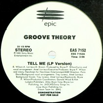GROOVE THEORY : TELL ME