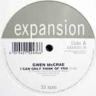 GWEN McCRAE : I CAN ONLY THINK OF YOU