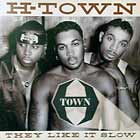 H-TOWN : THEY LIKE IT SLOW  / JEZEBEL
