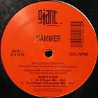HAMMER : DON'T STOP  (DO IT ROGER MIX)