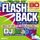 DJ mappy : Flashback  UK EDITION- Best Of 90's UK R&B Quick-Mix !