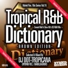 DJ DDT-TROPICANA : Tropical R&B Dictionary  Brown Edition- Sweet Mid & Slow 90's US R&B Mix