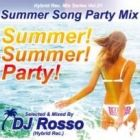 DJ Rosso : summer! summer! party!