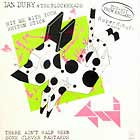 IAN DURY  & THE BLOCKHEADS : HIT ME WITH YOUR RHYTHM STICK