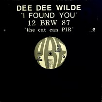 DEE DEE WILDE : I FOUND YOU