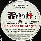 S-CONNECTION : IT'S GONNA BE ALRIGHT