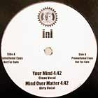 INI : YOUR MIND