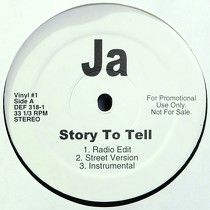 JA RULE : STORY TO TELL  / KILL 'EM ALL