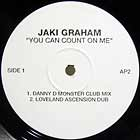 JAKI GRAHAM : YOU CAN COUNT ON ME  (ALBUM VERSION)
