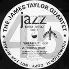 JAMES TAYLOR QUARTET : BREAKOUT  (EDIT)