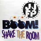 DJ JAZZY JEFF & FRESH PRINCE : BOOM! SHAKE THE ROOM
