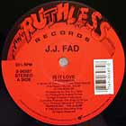 J.J. FAD : IS IT LOVE  / MY DOPE INTRO
