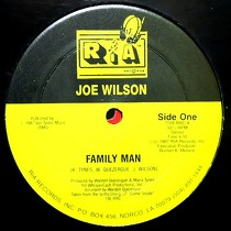 JOE WILSON : FAMILY MAN