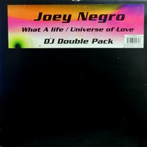 JOEY NEGRO : WHAT A LIFE