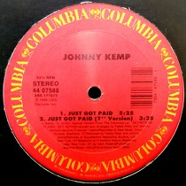 JOHNNY KEMP : JUST GOT PAID