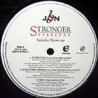 JON B : STRONGER EVERYDAY  - LP SAMPLER