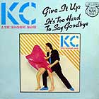 K.C. AND THE SUNSHINE BAND : GIVE IT UP
