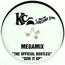 "K.C. AND THE SUNSHINE BAND : THE OFFICIAL BOOTLEG ""MEGAMIX"""