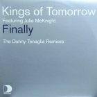 KINGS OF TOMORROW  ft. JULIE McKNIGHT : FINALLY
