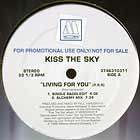 KISS THE SKY : LIVING FOR YOU