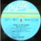 KOOL & THE GANG : GET DOWN ON IT  / SUMMER MADNESS