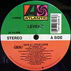 LEVERT : GIVE A LITTLE LOVE