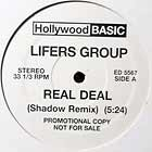 LIFERS GROUP  / DJ SHADOW : REAL DEAL (SHADOW REMIX)  / LESSON 4