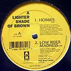 LIGHTER SHADE OF BROWN : HOMIES  / ON A SUNDAY AFTERNOON