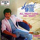 LIONEL RICHIE : ALL NIGHT LONG  (ALL NIGHT)