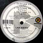 LISA KEITH : I'M IN LOVE