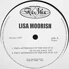 LISA MOORISH : JUST THE WAY IT IS  (DJ'S USE ONLY REMIX)