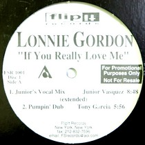 LONNIE GORDON : IF YOU REALLY LOVE ME