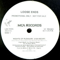 LOOSE ENDS : NIGHTS OF PLEASURE