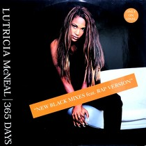 LUTRICIA MCNEAL : 365 DAYS  (NEW BLACK MIXES)