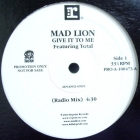 MAD LION  ft. TOTAL : GIVE IT TO ME