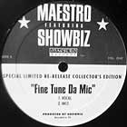 MAESTRO FRESH-WES : FINE TUNE DA MIC  / BRING IT ON (REMIX)