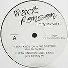 MARK RONSON : PARTY MIX  VOL.4