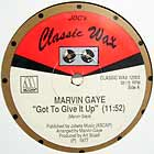 MARVIN GAYE  / COMMODORES : GOT TO GIVE IT UP  / BRICK HOUSE