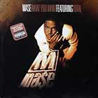 MASE  ft. TOTAL : WHAT YOU WANT
