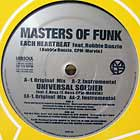 MASTERS OF FUNK  ft. ROBBIE DANZIE : EACH HEARTBEAT