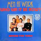 MEN AT WORK : WHO CAN IT BE NOW ?