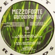 MEZZOFORTE : GARDEN PARTY