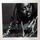 MICA PARIS : CONTRIBUTION